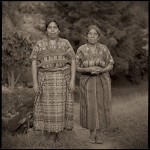 Mother and Daughter, Antigua, Guatemala